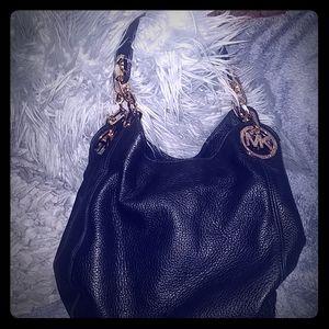 Brand new Michael Kors leather purse
